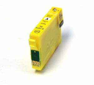Amarillo-compatible-no-Oem-Cartucho-de-tinta-para-reemplazar-18XL-T1814