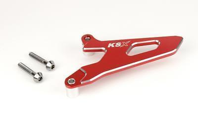 KSX Ritzelschutz Ritzelabdeckung KXF250  RMZ250 rot