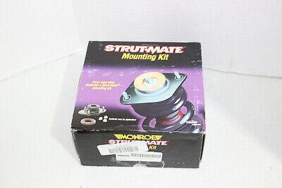 Suspension Strut Mount-Strut-Mate Strut Mounting Kit Front Monroe 906956
