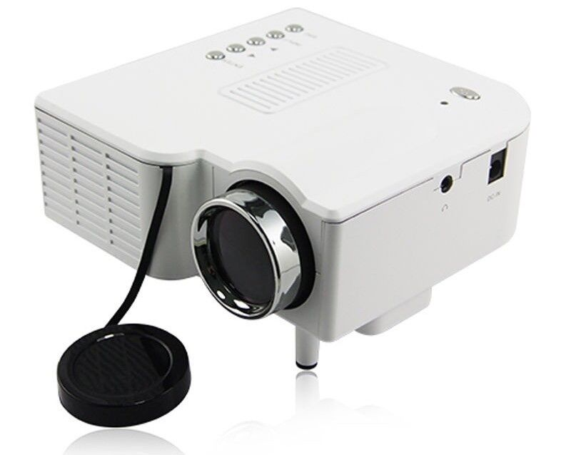 New! Home Theatre MINI Projector- HDMI LED projector Support computer TV  USB SD DVD | Midrand | Gumtree Classifieds South Africa | 386887476