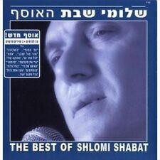 SHLOMI SHABAT - BEST OF SHLOMI SHABAT NEW CD