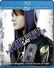Justin Bieber Never Say Never 0097360810448 Blu-ray Region a