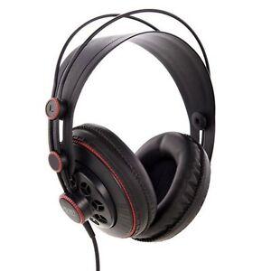 Superlux-DJ-Auriculares-de-estudio-HD681-Audio-Y-Monitoreo-Profesional-Escucha