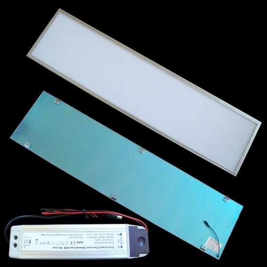 48W Ceiling SURFACE MOUNT LED PANEL 120cm WARM Weiß   4000 LM , VAT INVOICE