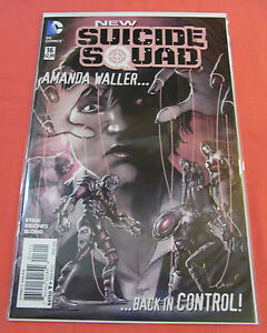 NEW SUICIDE SQUAD #16  Amanda Waller back in Control.. (2016)