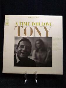 Time-for-Love-Tony-Bennett-vinyl-CS-9360