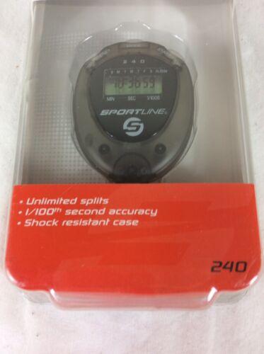 Sportline Econosport  Stopwatch NEW Sealed