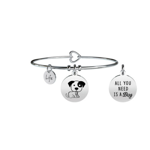 Bracciale Kidult Discover Your Life Collezione Animal Planet 731372