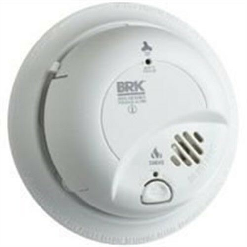 BRK First Alert SC9120B Hardwire Combination Smoke//Carbon Monoxide Alarm
