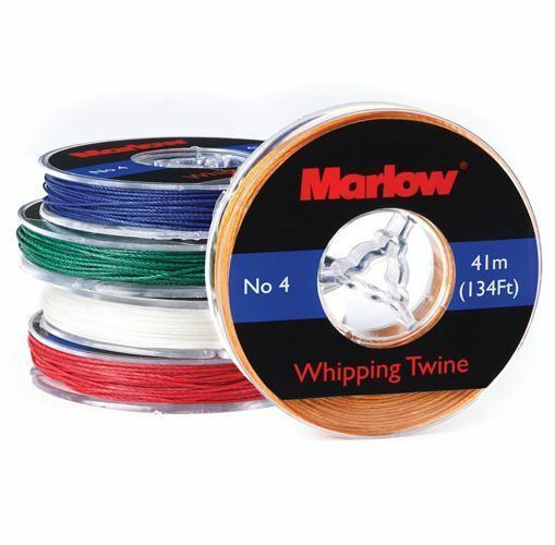 Navy Blue Marlow No 41m // 134ft 4 Marine Whipping Twine