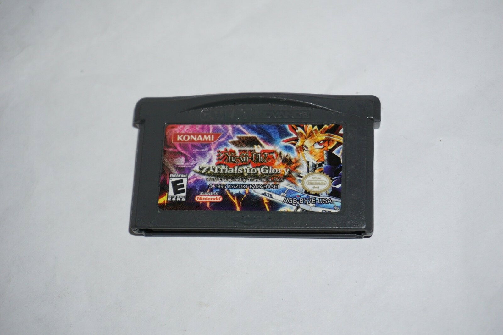 Yu Gi Oh 7 Trials To Glory World Championship Tournament 2005 Nintendo Game Boy Advance 2005 For Sale Online Ebay