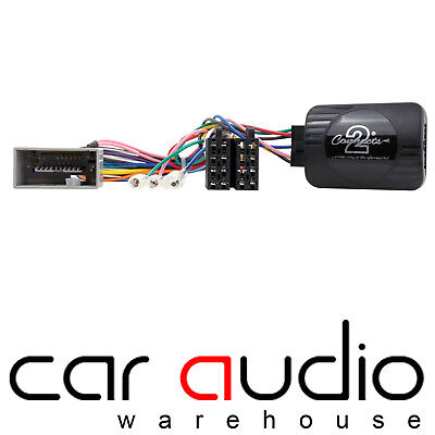 CTSHO002AA Stalk Control Adaptor With Built In Aerial Adaptor For Honda Civic