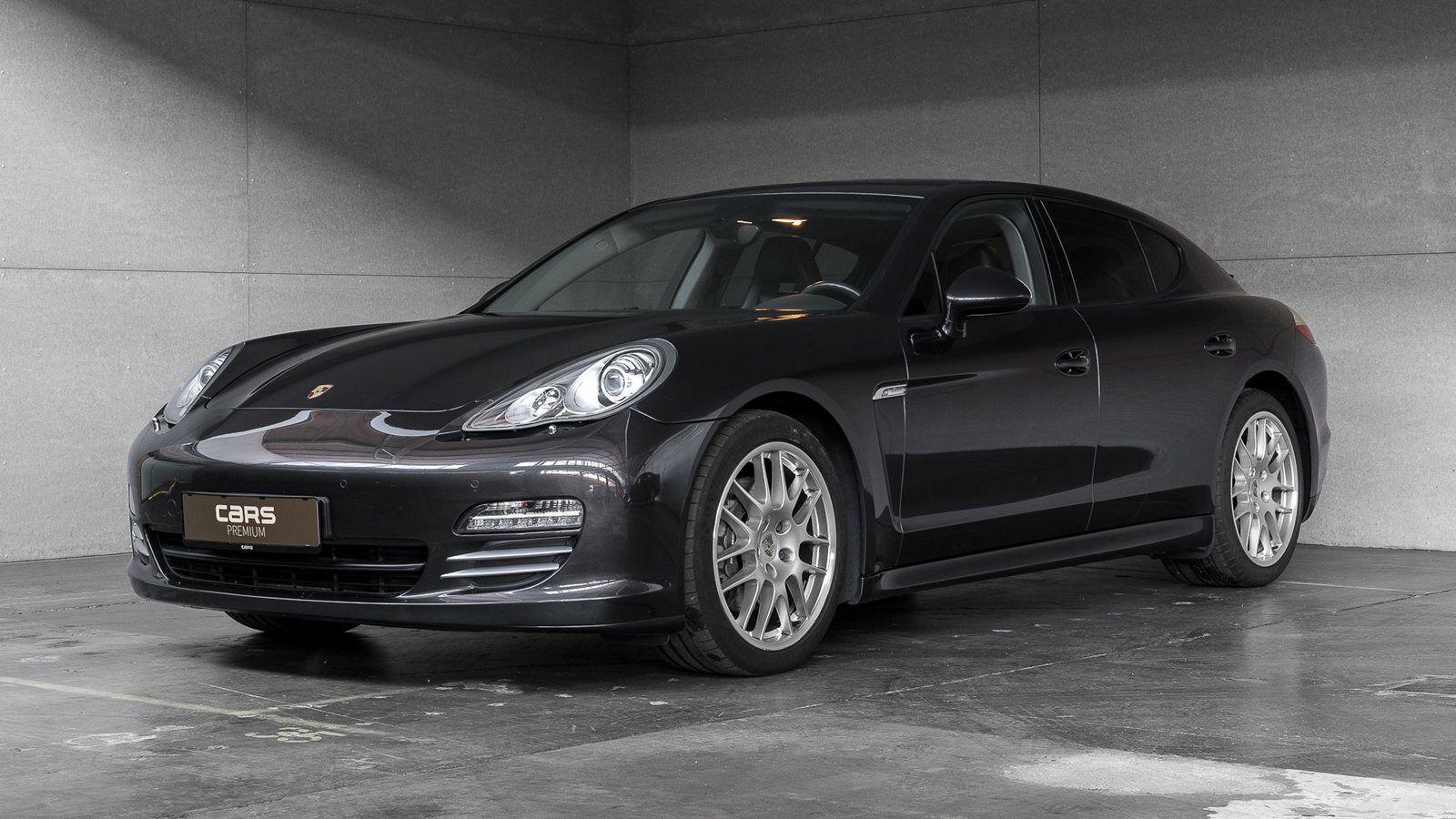 Porsche Panamera 3,6 PDK 5d - 2.950 kr.