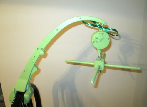 Safely Clamps onto Crib Crib Mobile Attachment Arm Custom Baby Colors