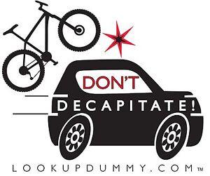 Toys on Top Roof Rack Sign Bike Garage Warning Reminder for Thule Yakima Car