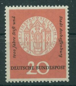 Germany-BRD-Federal-1957-Mi-255-Mint-MNH-More-See-Shop