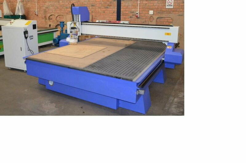 2 meter x 3 meter woodworking and signage CNC router