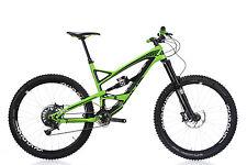 "2015 YT Capra Mountain Bike LARGE 27.5"" Carbon SRAM X1 Guide Pike Monarch Reverb"
