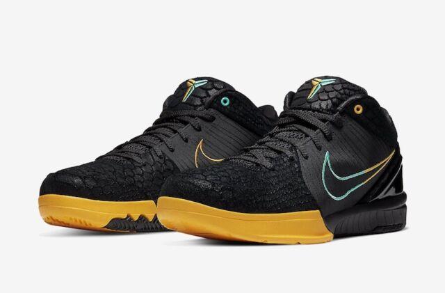 Size 17 Nike Kobe Bryant 4 IV Protro