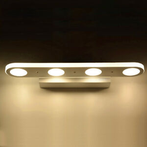 12W-18W-LED-Mirror-front-Light-Wall-Sconce-Lamp-Acrylic-SMD-2835-Bathroom-Toilet