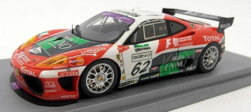 BBR Models 1/43 SCALA RESINA-GAS10003 FERRARI 360 N-GT SPA 2004  62