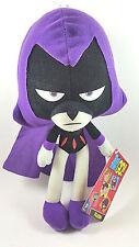 "DC Comics Teen Titans Go Raven 12"" Plush Figure Doll Soft"