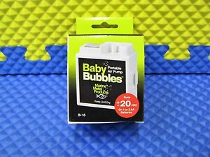 b5e0423437c Image is loading Marine-Metal-Products-Baby-Bubbles-Portable-Air-Pump-