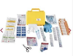 Genuine First Aid Kit Waterproof Class A ANSI Type IV
