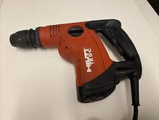 Hilti Te 6 C Rotary Hammer Drill