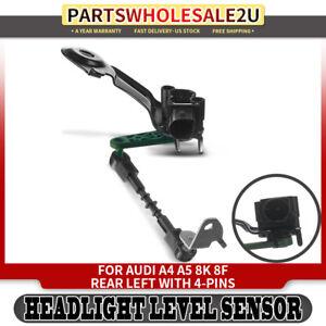 Headlight Level Sensor Rear Right for Audi A6 A8 S6 S7 S8 4H0941310C 2012-2017