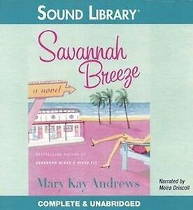 Mary-Kay-ANDREWS-Savannah-BREEZE-Audiobook