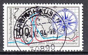 BRD-1993-Mi-Nr-1647-TOP-Vollstempel-Rundstempel-gestempelt-LUXUS-19730