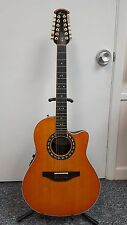 Ovation Guitar Legend 6756 LX 12 String 2005 Amber Burst