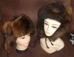 c156673f073 New Zealand Possum Fur Man s Bush Hat (Fur Inside) - Natural Brown ...