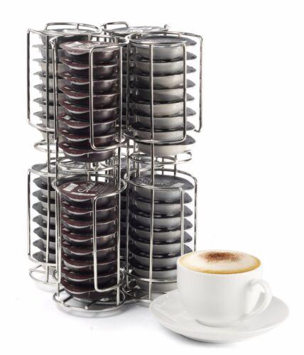 Kaffee Kapsel Halter Drehbarer Kapselständer für Tassimo Dolce Gusto Nespresso