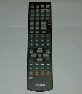 Details about GENUINE YAMAHA RAV328 (WJ19460 US) ORIGINAL REMOTE CONTROL  for HTR-6040 + Manual