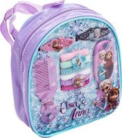 Frozen Backpack With Assorted Hair Accessories , New, Free Shipping