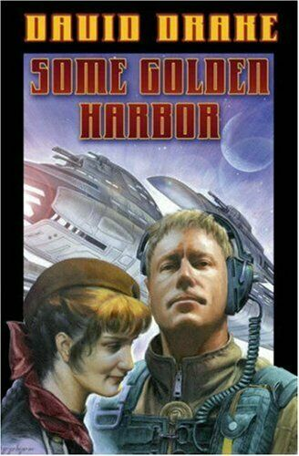 Some Golden Harbor (RCN) by David Drake Paperback Book The Cheap Fast Free Post