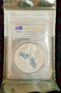 2020-Australia-1-oz-Silver-Lunar-Mouse-MS-70-PCGS-FS