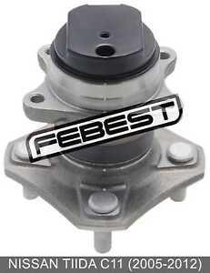 Rear-Wheel-Hub-For-Nissan-Tiida-C11-2005-2012