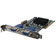 Matrox G450 16MB DDR AGP Dual VGA Video Card