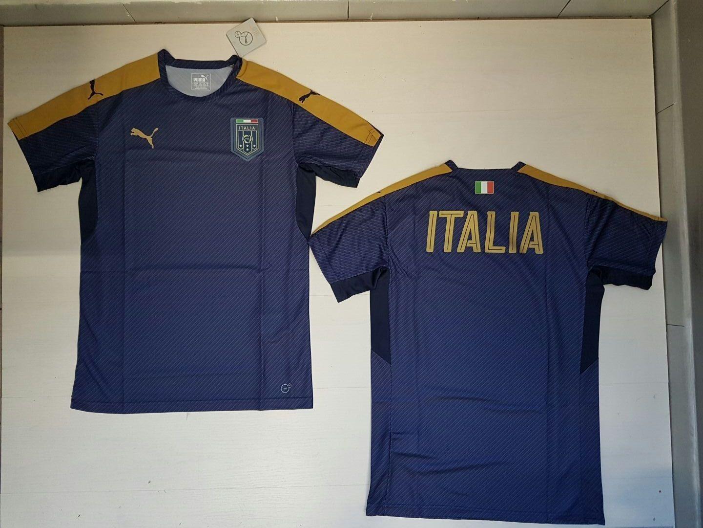 PUMA ITALIA  MAGLIA MAGLIETTA ITALY PRE MATCH TRIBUTE AWAY STADIUM JERSEY SHIRT