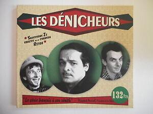 LES-DENICHEURS-2-CD-DE-CLASSIQUES-DE-LA-CHANSON-FRANCAISE-CD-ALBUM-PORT-0