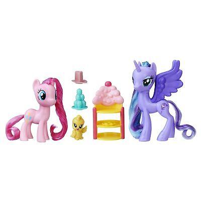 My Little Pony Princess Luna Pinkie Pie Sweet Celebration Set 630509549375 Ebay