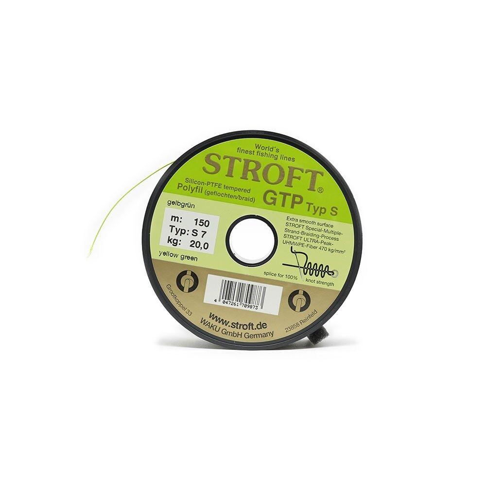 Stroft GTP tipo S verde limone