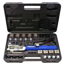 316 To 12 475 To 10 Mm Double Amp Bubble Hydraulic Flaring Tool Kit