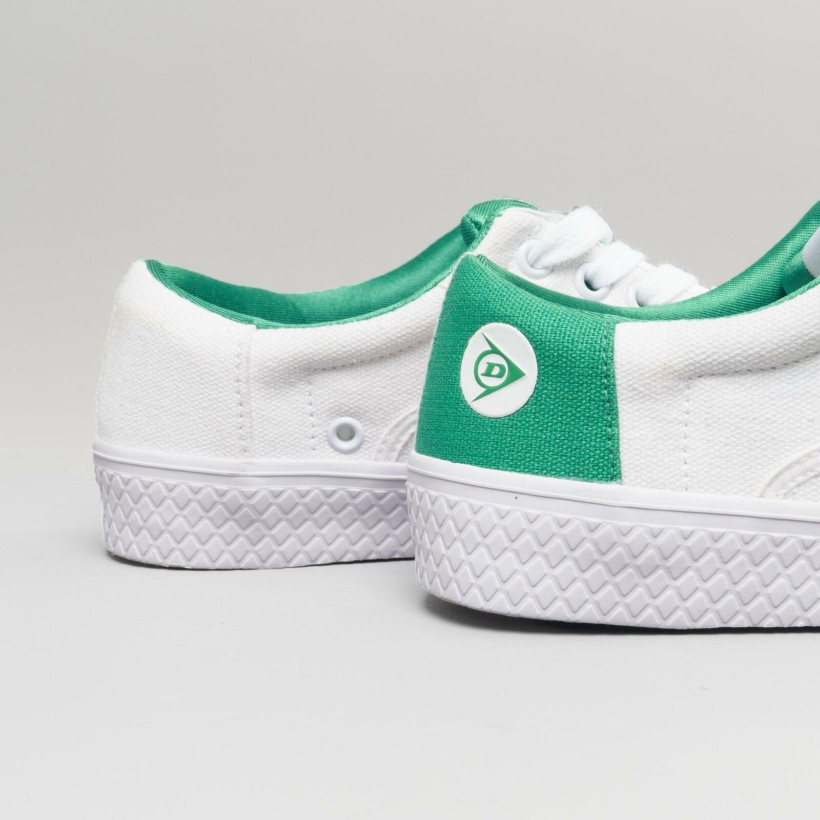 Dunlop Green Flash Unisex Mens Ladies