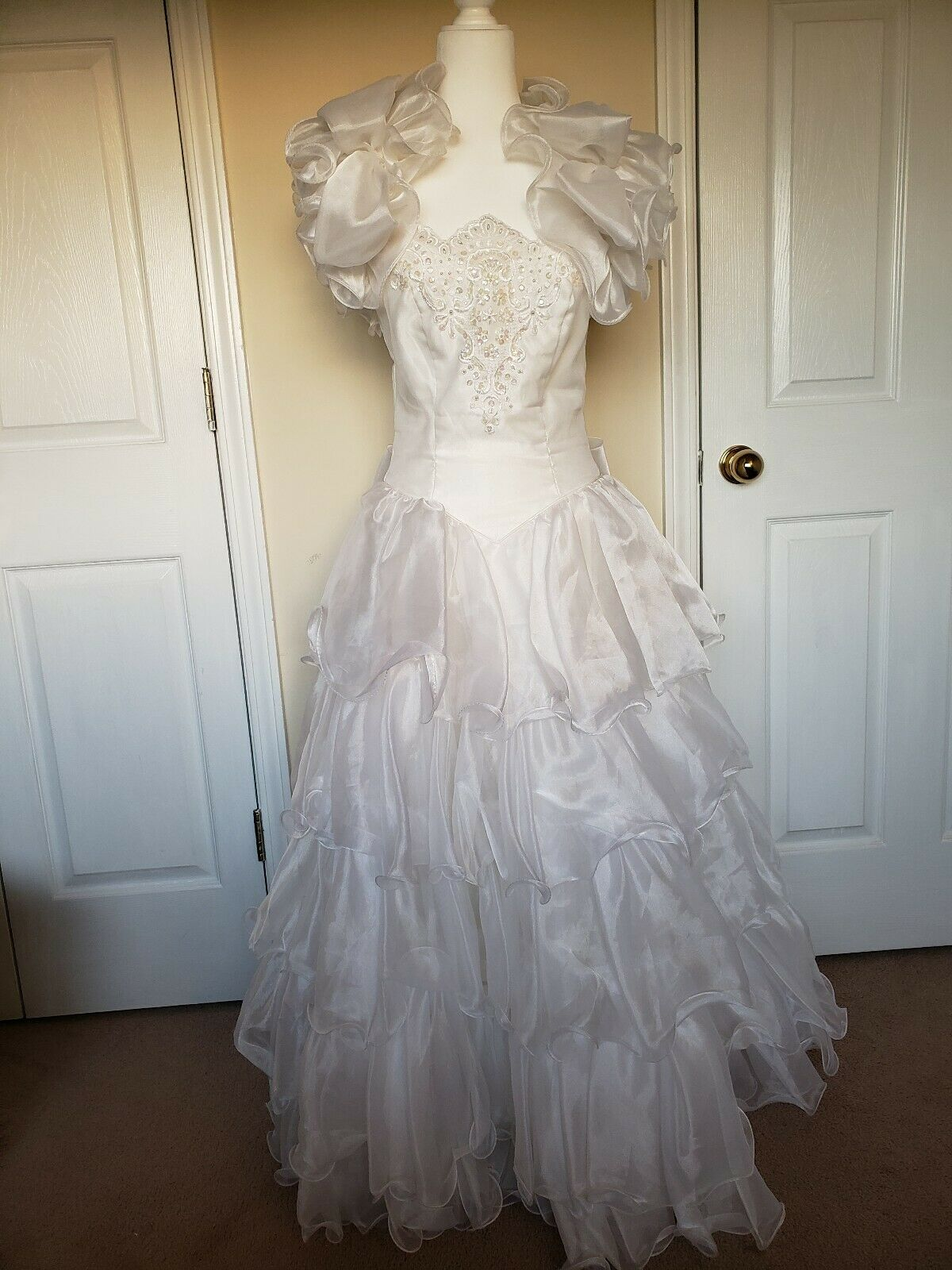 Vintage Gown from 1989 size 10