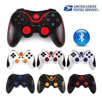 Wireless Bluetooth Gamepad Remote Controller Joystick For Ps3