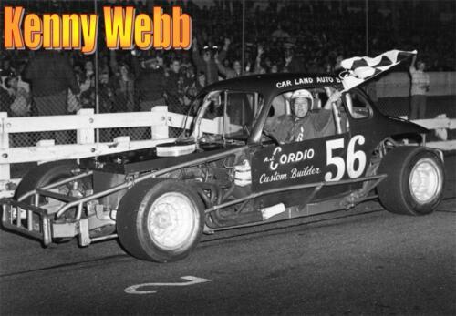 CD/_914 #56 Kenny Webb   1:64 Scale DECALS